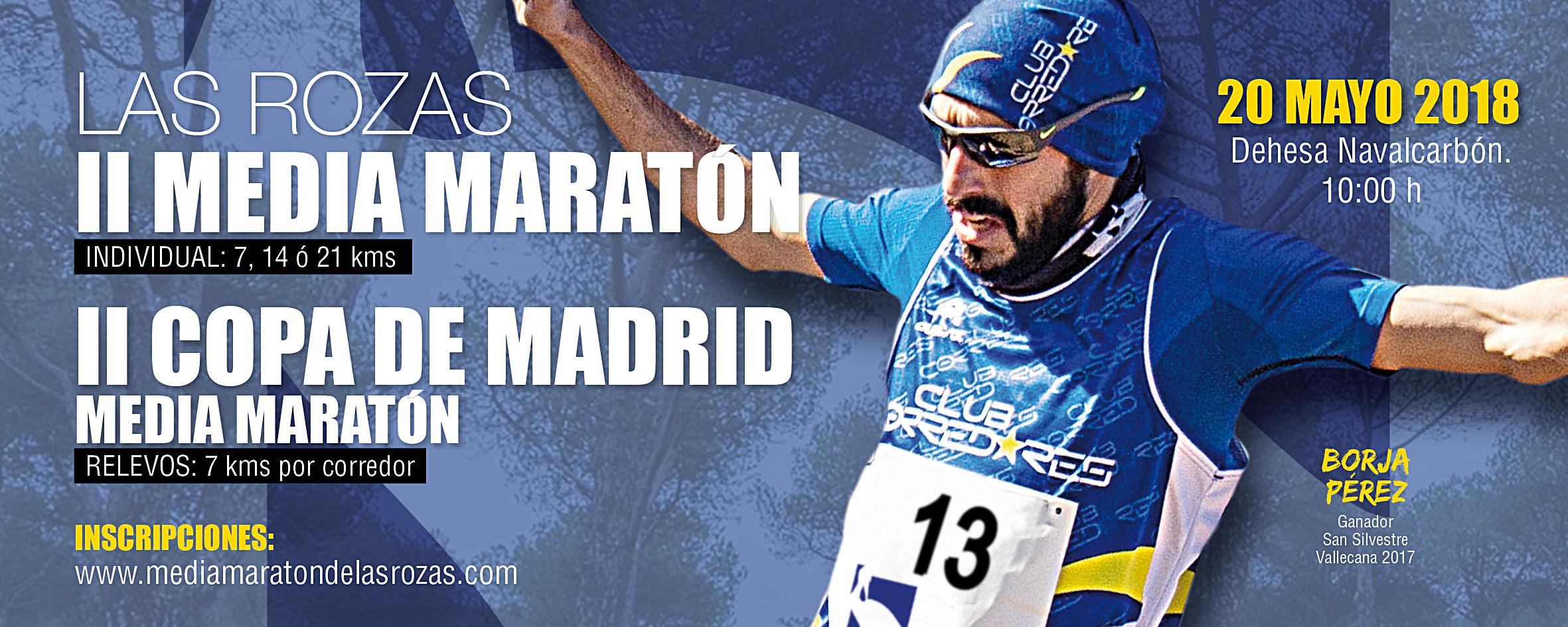 Media Maratón del Las Rozas